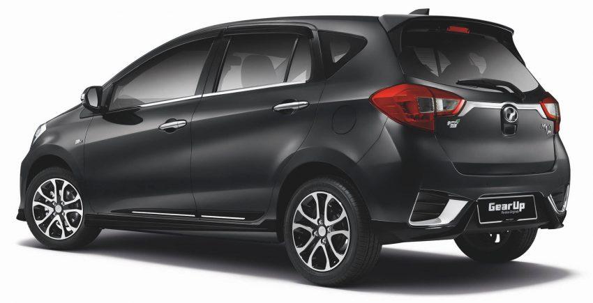 全新 Perodua Myvi 终于正式面市了,价格RM44-55K,全车系标配VSC+TRC以及LED头灯,顶配等级还有ASA! Image #48844