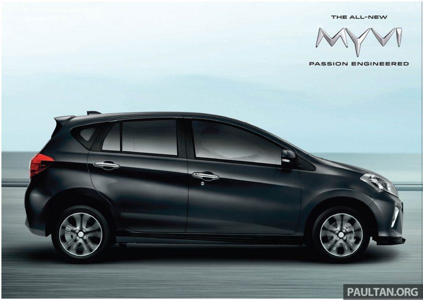 全新 Perodua Myvi 终于正式面市了,价格RM44-55K,全车系标配VSC+TRC以及LED头灯,顶配等级还有ASA! Image #48912