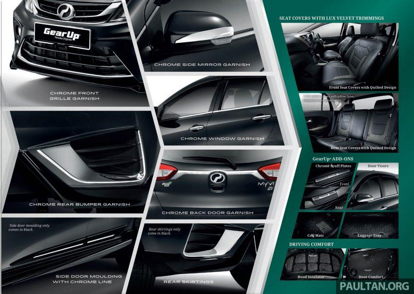 全新 Perodua Myvi 终于正式面市了,价格RM44-55K,全车系标配VSC+TRC以及LED头灯,顶配等级还有ASA! Image #48923