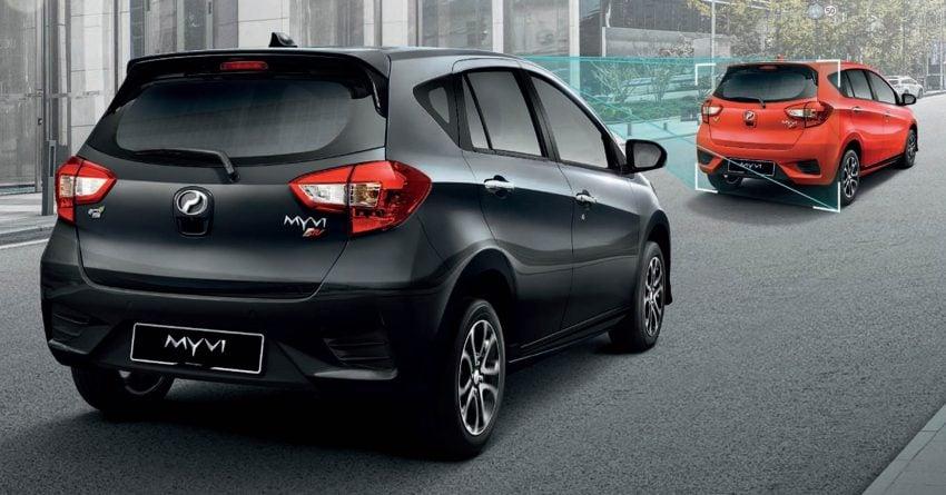 安全毋庸置疑! 全新 Perodua Myvi 获 ASEAN NCAP 5星! Image #48941