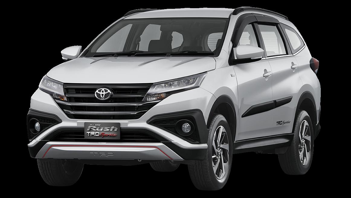 七座suv,全新第三代 2018 Toyota Rush 于印尼发布! 2018 Toyota Rush