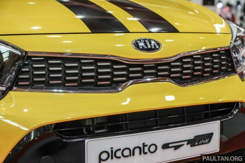 全新 Kia Picanto 本地再次公开预览,明年初将登场。 Image #48138