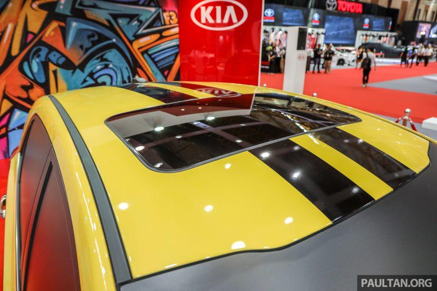 全新 Kia Picanto 本地再次公开预览,明年初将登场。 Image #48140