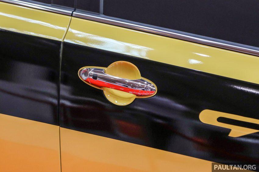 全新 Kia Picanto 本地再次公开预览,明年初将登场。 Image #48142