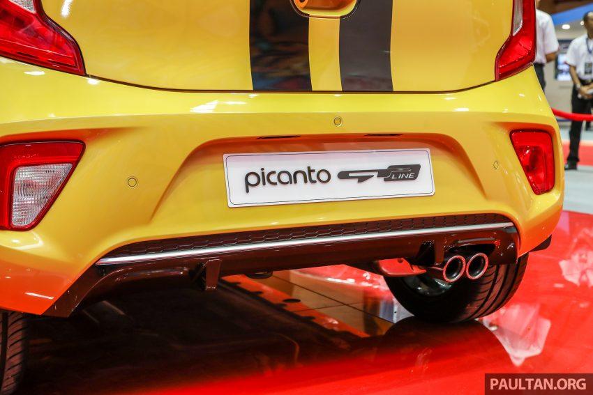 全新 Kia Picanto 本地再次公开预览,明年初将登场。 Image #48151