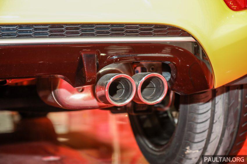 全新 Kia Picanto 本地再次公开预览,明年初将登场。 Image #48152