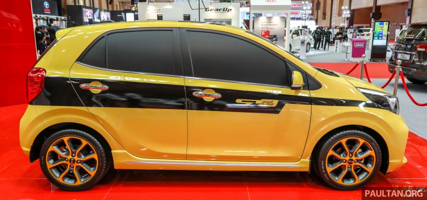 全新 Kia Picanto 本地再次公开预览,明年初将登场。 Image #48131