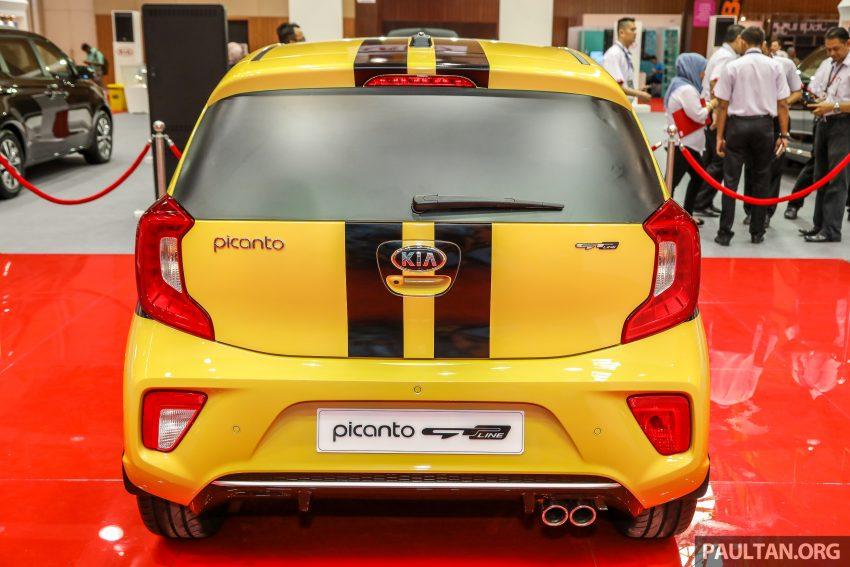 全新 Kia Picanto 本地再次公开预览,明年初将登场。 Image #48133