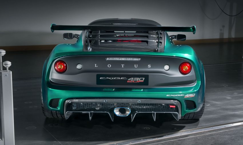 追求转型开拓更大市场, Lotus 将推出更多不同车型。 Image #48491