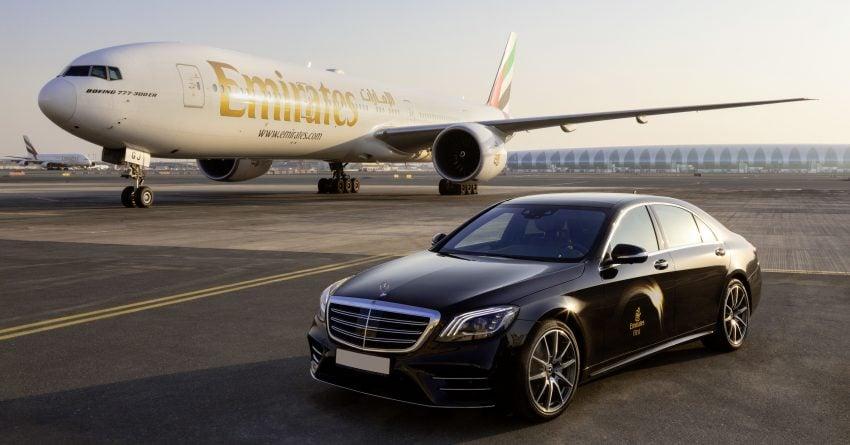 奢华到连航空公司也来借鉴!Mercedes-Benz S-Class 的内装成为阿联酋航空客机全新头等舱套房的设计灵感来源! Image #48554