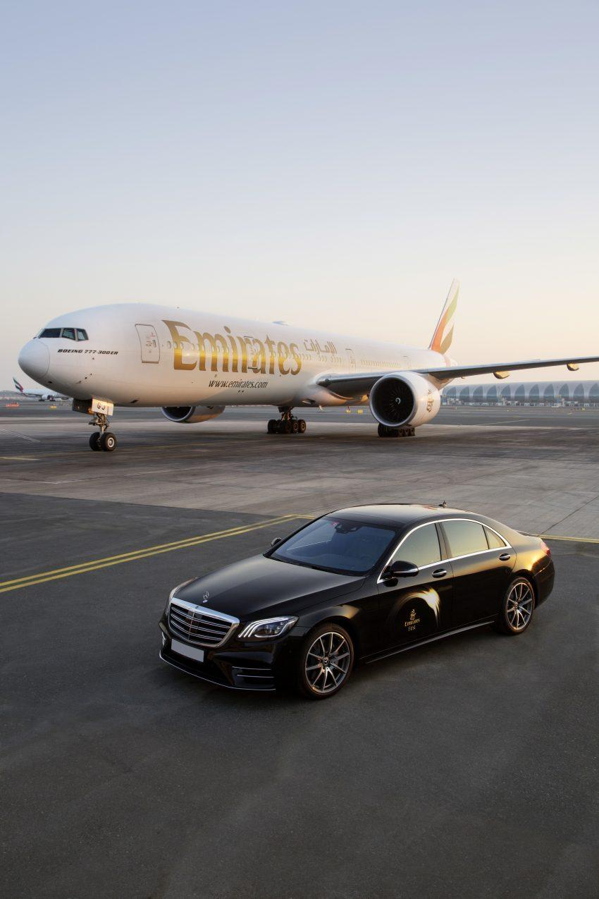 奢华到连航空公司也来借鉴!Mercedes-Benz S-Class 的内装成为阿联酋航空客机全新头等舱套房的设计灵感来源! Image #48555