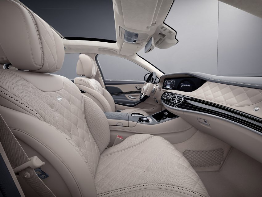 奢华到连航空公司也来借鉴!Mercedes-Benz S-Class 的内装成为阿联酋航空客机全新头等舱套房的设计灵感来源! Image #48558