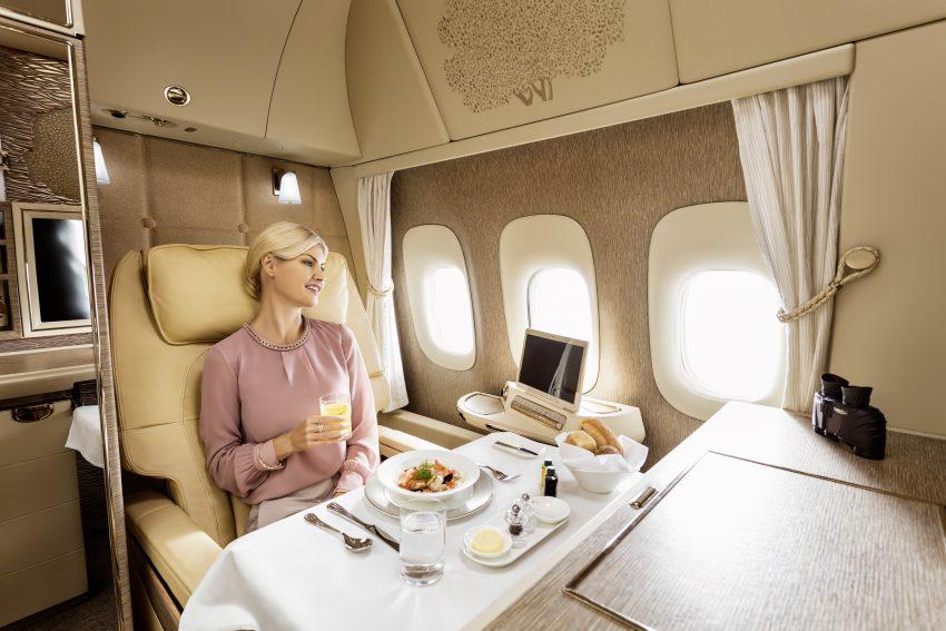 奢华到连航空公司也来借鉴!Mercedes-Benz S-Class 的内装成为阿联酋航空客机全新头等舱套房的设计灵感来源! Image #48560