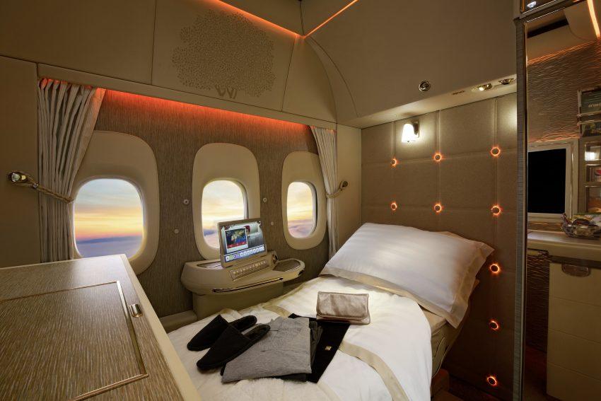 奢华到连航空公司也来借鉴!Mercedes-Benz S-Class 的内装成为阿联酋航空客机全新头等舱套房的设计灵感来源! Image #48562