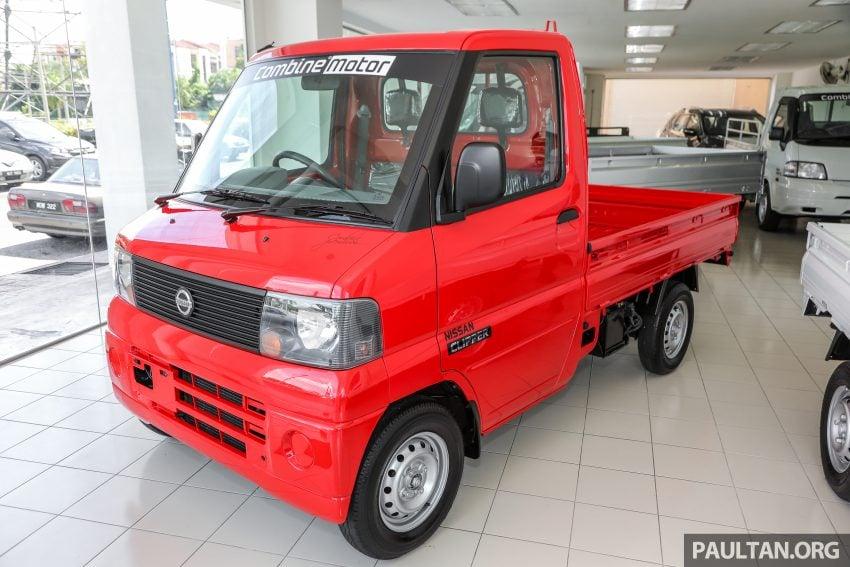 日本超迷你罗里,Nissan Clipper 非官方登陆大马销售! Image #48576