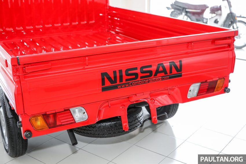 日本超迷你罗里,Nissan Clipper 非官方登陆大马销售! Image #48586