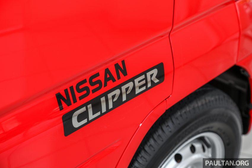 日本超迷你罗里,Nissan Clipper 非官方登陆大马销售! Image #48593