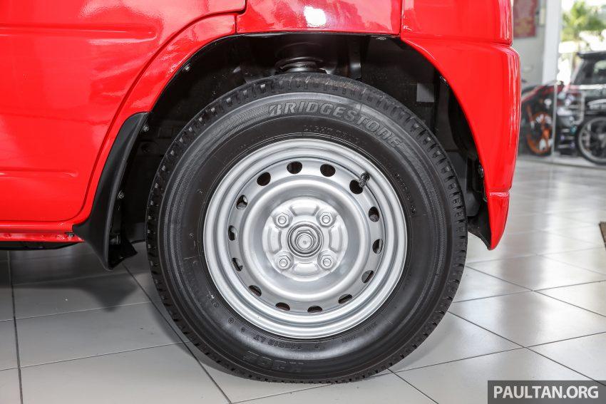 日本超迷你罗里,Nissan Clipper 非官方登陆大马销售! Image #48594