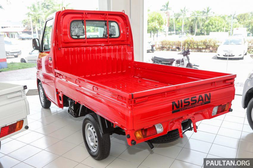 日本超迷你罗里,Nissan Clipper 非官方登陆大马销售! Image #48577