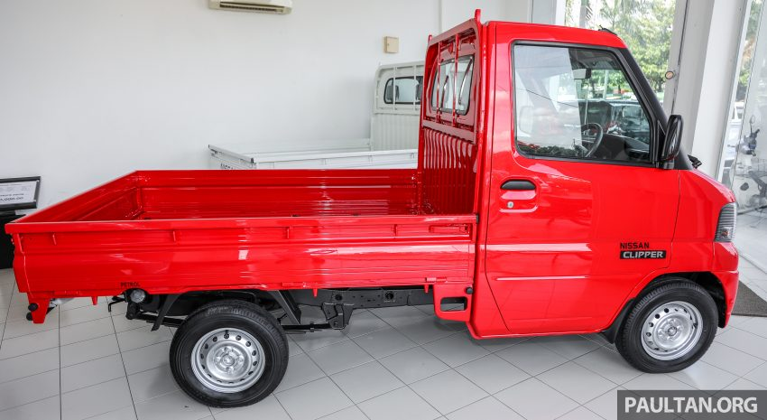 日本超迷你罗里,Nissan Clipper 非官方登陆大马销售! Image #48578
