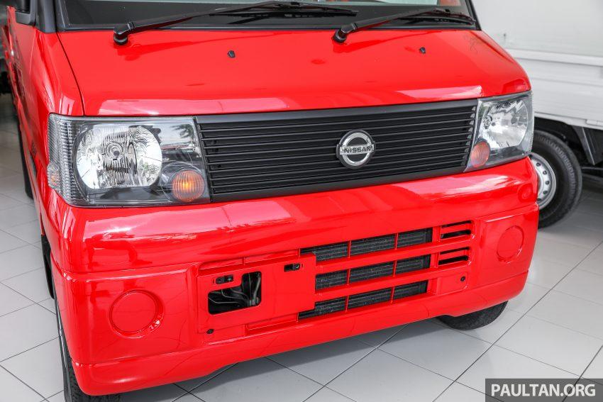 日本超迷你罗里,Nissan Clipper 非官方登陆大马销售! Image #48581