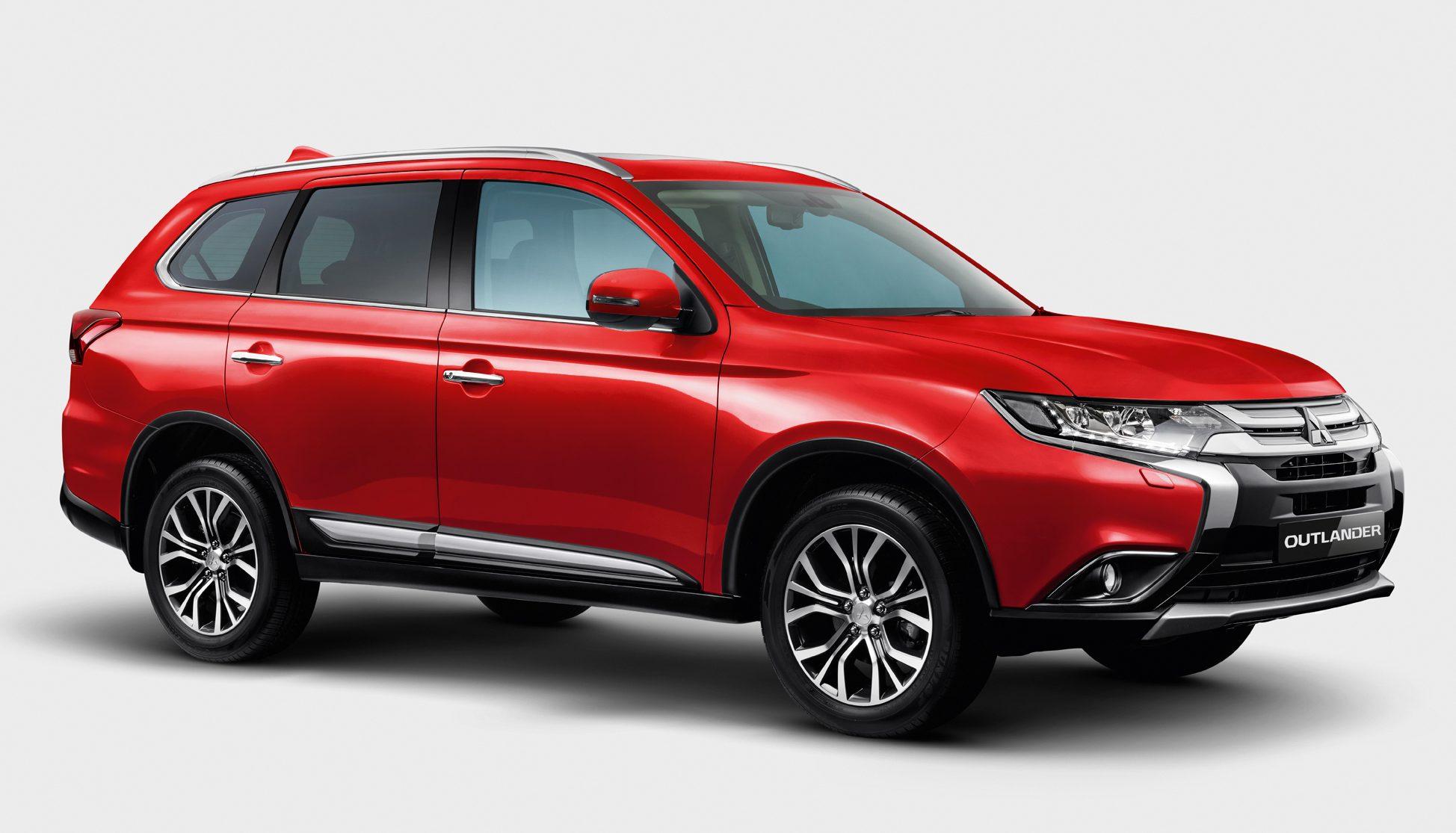 年尾促销拉开帷幕, Mitsubishi 提供高达RM11K折扣优惠! Outlander SUV- Holiday ...