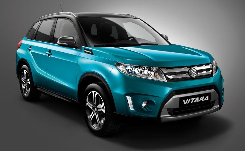 Suzuki Vitara 再次现身本地,会是Proton 的首款SUV? Image #50908