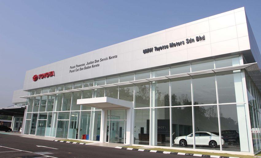 Toyota 宣布免费为水灾车主拖车与洗车, 及25%维修折扣。 Image #49310