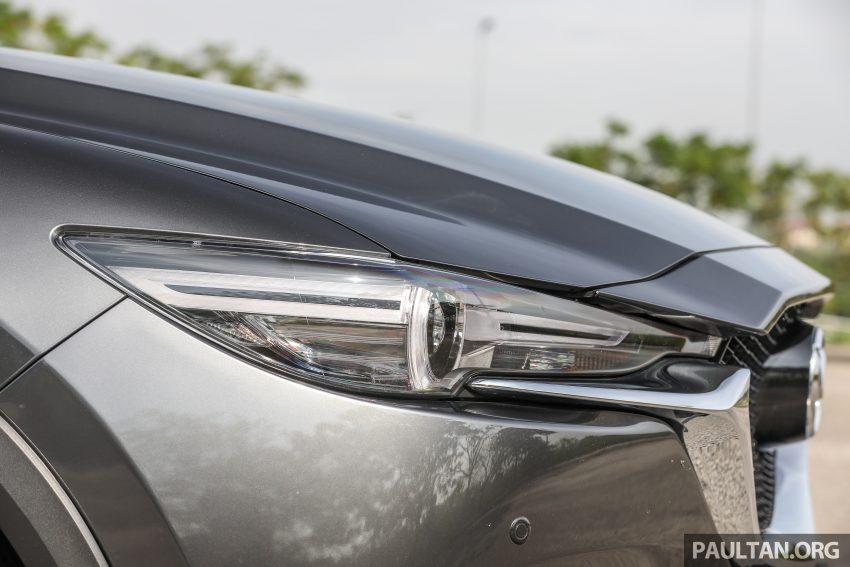图集:Mazda CX-5 2.0 GL SkyActiv-G 2WD 与 2.2 GLS SkyActiv-D AWD, 两组实车照, 让你对比两个版本的差异。 Image #52434