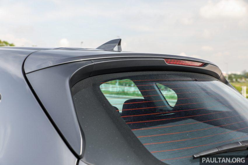 图集:Mazda CX-5 2.0 GL SkyActiv-G 2WD 与 2.2 GLS SkyActiv-D AWD, 两组实车照, 让你对比两个版本的差异。 Image #52450