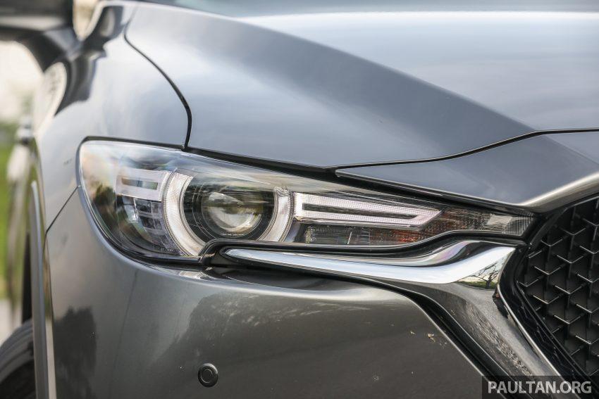 图集:Mazda CX-5 2.0 GL SkyActiv-G 2WD 与 2.2 GLS SkyActiv-D AWD, 两组实车照, 让你对比两个版本的差异。 Image #52433