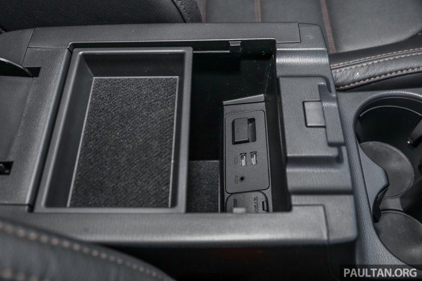 图集:Mazda CX-5 2.0 GL SkyActiv-G 2WD 与 2.2 GLS SkyActiv-D AWD, 两组实车照, 让你对比两个版本的差异。 Image #52467
