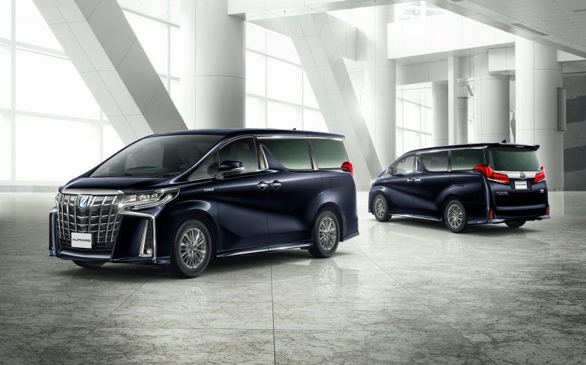 日本发布小改款 Toyota Alphard 与 Vellfire,搭载全新 3.5L V6 自然进气引擎,8AT变速箱,油耗表现更优秀! Image #52182