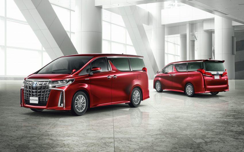 日本发布小改款 Toyota Alphard 与 Vellfire,搭载全新 3.5L V6 自然进气引擎,8AT变速箱,油耗表现更优秀! Image #52183