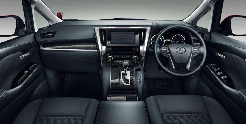 日本发布小改款 Toyota Alphard 与 Vellfire,搭载全新 3.5L V6 自然进气引擎,8AT变速箱,油耗表现更优秀! Image #52187