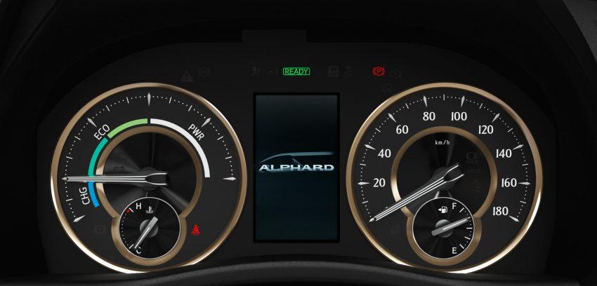 日本发布小改款 Toyota Alphard 与 Vellfire,搭载全新 3.5L V6 自然进气引擎,8AT变速箱,油耗表现更优秀! Image #52200