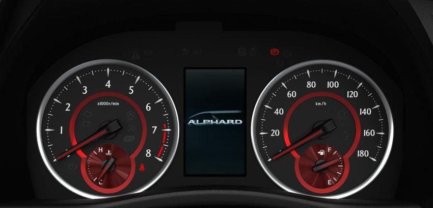 日本发布小改款 Toyota Alphard 与 Vellfire,搭载全新 3.5L V6 自然进气引擎,8AT变速箱,油耗表现更优秀! Image #52201