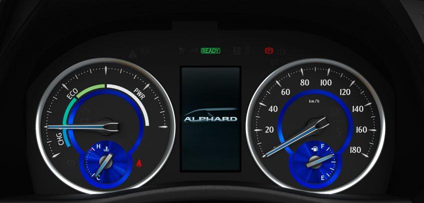 日本发布小改款 Toyota Alphard 与 Vellfire,搭载全新 3.5L V6 自然进气引擎,8AT变速箱,油耗表现更优秀! Image #52202