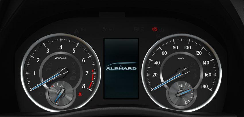 日本发布小改款 Toyota Alphard 与 Vellfire,搭载全新 3.5L V6 自然进气引擎,8AT变速箱,油耗表现更优秀! Image #52203
