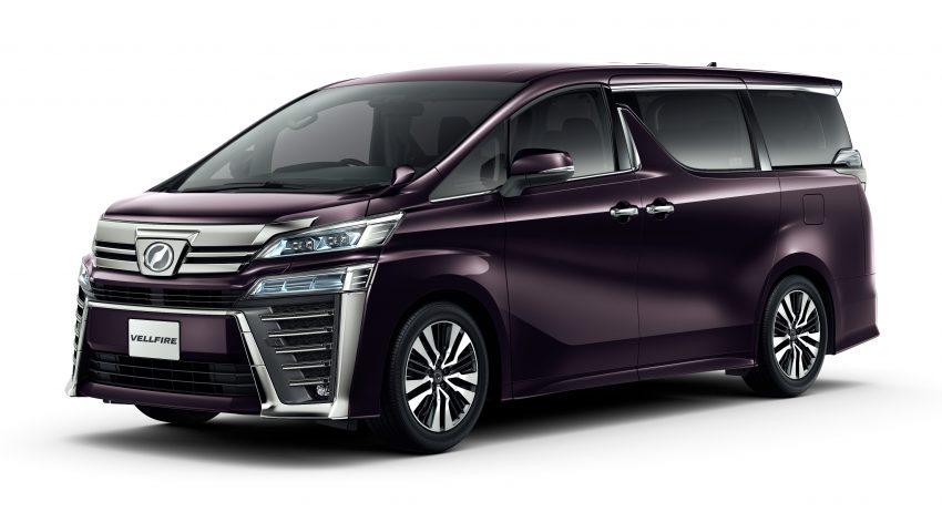 日本发布小改款 Toyota Alphard 与 Vellfire,搭载全新 3.5L V6 自然进气引擎,8AT变速箱,油耗表现更优秀! Image #52221