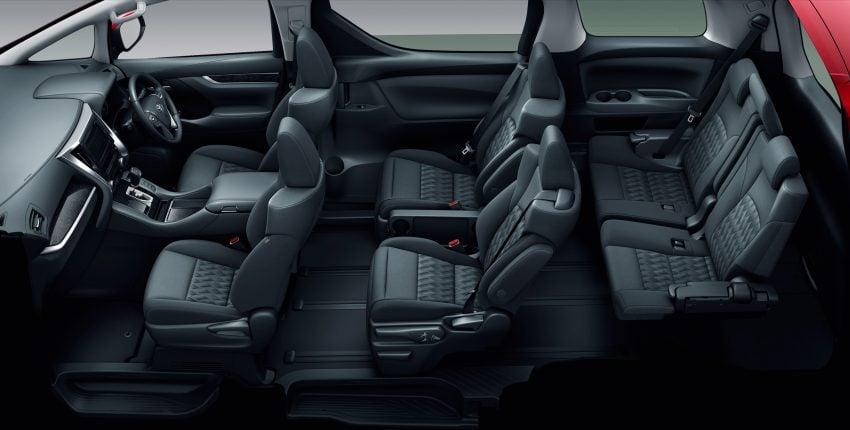 日本发布小改款 Toyota Alphard 与 Vellfire,搭载全新 3.5L V6 自然进气引擎,8AT变速箱,油耗表现更优秀! Image #52227