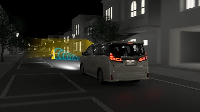 日本发布小改款 Toyota Alphard 与 Vellfire,搭载全新 3.5L V6 自然进气引擎,8AT变速箱,油耗表现更优秀! Image #52229