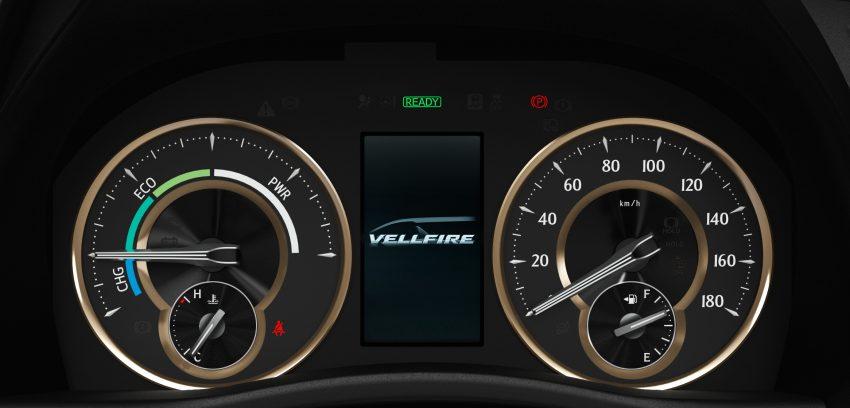 日本发布小改款 Toyota Alphard 与 Vellfire,搭载全新 3.5L V6 自然进气引擎,8AT变速箱,油耗表现更优秀! Image #52234