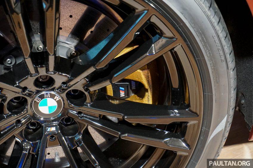 图集:F90 BMW M5 First Edition,全球只限量400辆! Image #51183