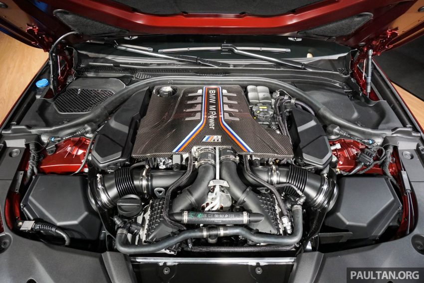图集:F90 BMW M5 First Edition,全球只限量400辆! Image #51190
