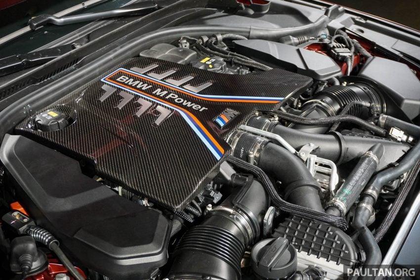 图集:F90 BMW M5 First Edition,全球只限量400辆! Image #51191