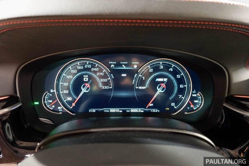 图集:F90 BMW M5 First Edition,全球只限量400辆! Image #51196