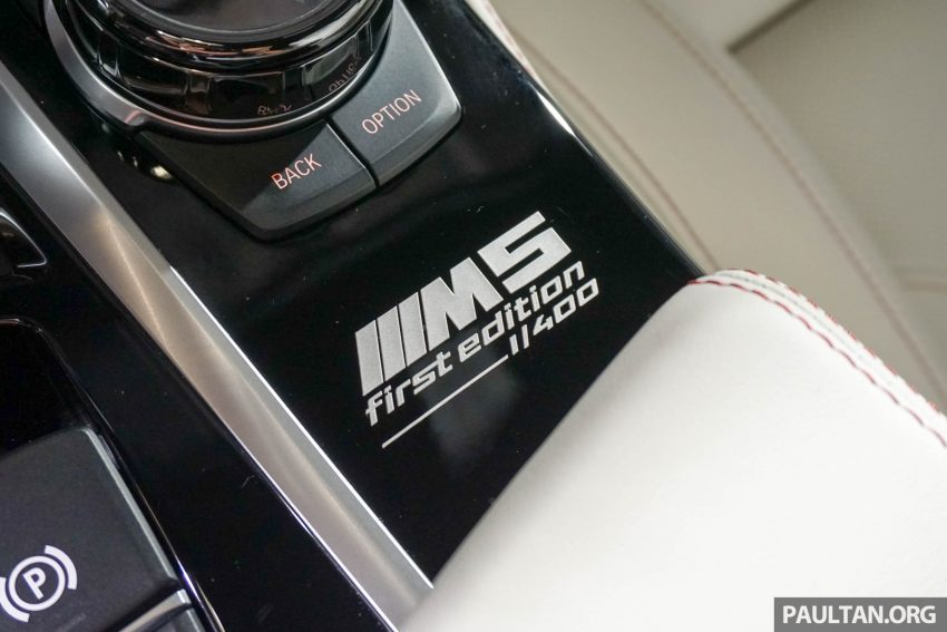 图集:F90 BMW M5 First Edition,全球只限量400辆! Image #51201