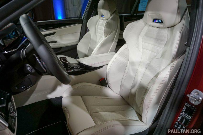 图集:F90 BMW M5 First Edition,全球只限量400辆! Image #51202