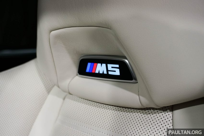 图集:F90 BMW M5 First Edition,全球只限量400辆! Image #51203